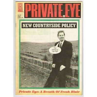 Private Eye Magazine March 6 1998 MBox3081/C No 945 New countryside policy