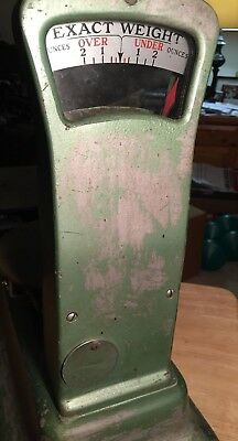 The Exact Weight Scale Co. Antique Scale Type 270 S/n 283320