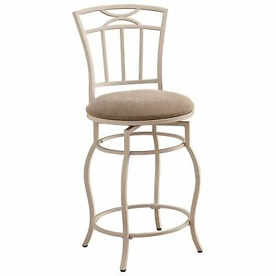 Astounding Coaster 102583 Round Back Swivel Chair White 119 85 Caraccident5 Cool Chair Designs And Ideas Caraccident5Info