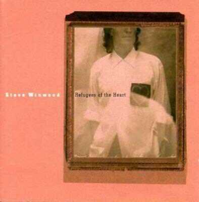 STEVE WINWOOD - Refugees Of The Heart (CD 1990) USA First Edition EXC