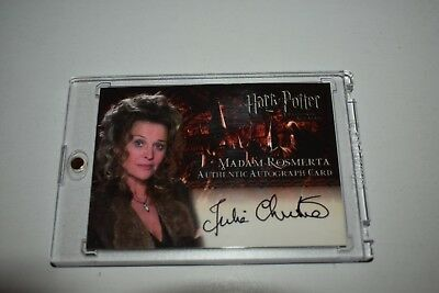 Harry Potter Julie Christie Rosmerta Poa Auto