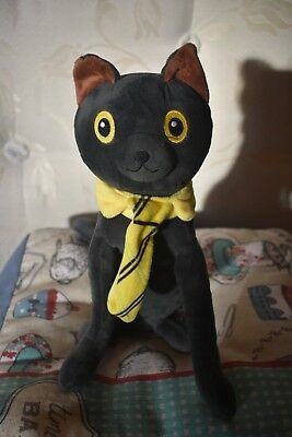 Sir Meows A Lot Plushy Brand New Sealed In Denis Daily Official Clear Bag
