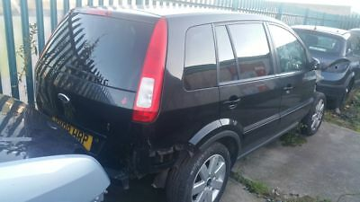 Ford Fusion 1.6 petrol breaking only wheel nut