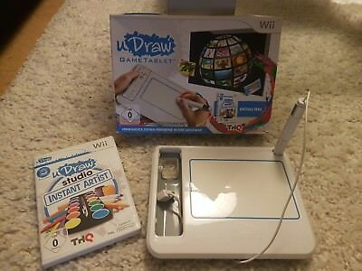 Wii Udraw Game Tablet