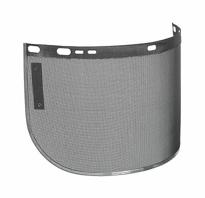 Jackson Safety F60 815 Mesh Steel Screen Aluminum Bound Wire Face Shield, 15-...