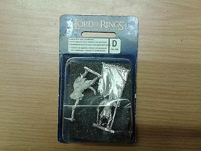 LOTR Lord Of The Rings MORDOR ORC COMMAND metal OOP sealed
