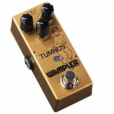 Wampler Tumnus Transparent Overdrive Pedal insured & trackable shipping