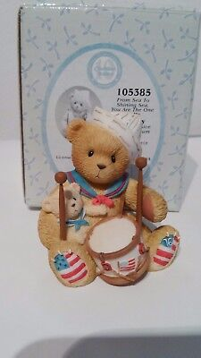 Cherished Teddies - GREGORY- From Sea To - 105385 - OVP,AVON Excl.,USA* SALE!!