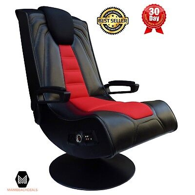 Amazing Wireless Gaming Chair Ps4 Or Xbox With Pedestal And Sub Unemploymentrelief Wooden Chair Designs For Living Room Unemploymentrelieforg
