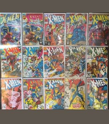 X-Men Legend Reborn 1991 #1 A B C D E, 2 3 4 5 6 7 8 9 10 11 Marvel Series Lot