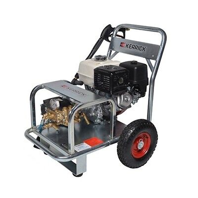 Kerrick HH3017 Petrol Pressure Washer with electric start