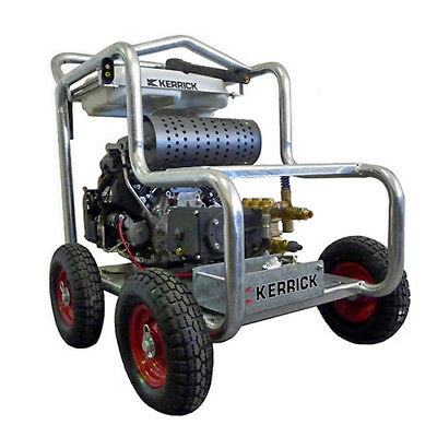 New Kerrick 4021 Industrial Petrol Pressure Washer