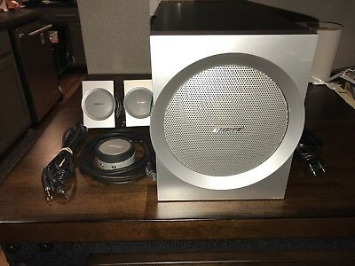 Bose-Companion-3-Multimedia-SERIES-l-Speaker-System