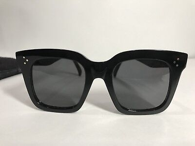 Celine Tilda Sunglasses Black