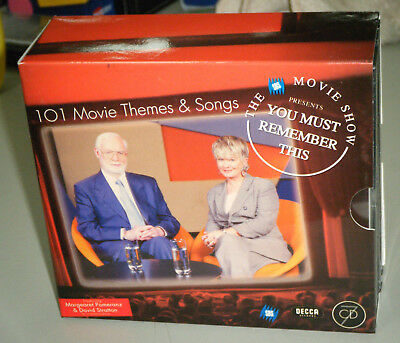 SBS Movie Show presents You Must Remember This 101 Movie Themes & Songs CD Set