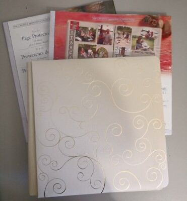 Creative Memories 12x12 Album, Pages & Protectors FREE Postage!!