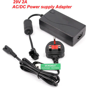 29V 2A AC/DC Power Supply For Electric Recliner Sofa / Chair Adapter Transformer