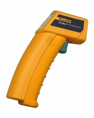 New Fluke 59 Mini Laser IR Infrared Thermometer Gun 0~525F Temperature tester