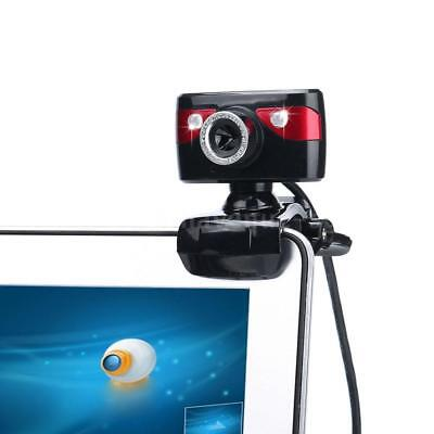 USB 2.0 12 Megapixel HD Camera Web Cam 360 Degree with Microphone Clip-on X3K6