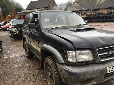Isuzu Trooper 3 0 Sel 1999 Swb Drivers Headlight Headlamp Breaking Spares