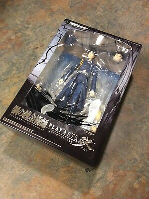 Square Enix Products Play Arts Kai Fullmetal Alchemist Roy mustang Figure