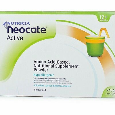 Neocate active