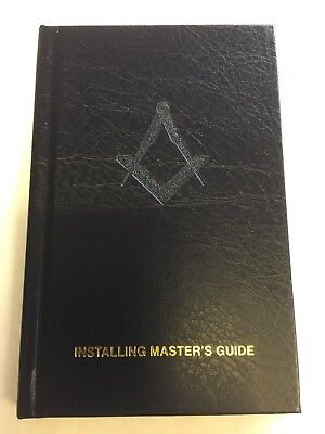 Craft Emulation Installing Master's Guide Ritual Book