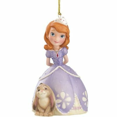 Lenox Disney Sofia the First Once Upon a Princess Ornament New in Box MSRP $60