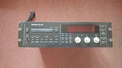Tascam DA-30 professioneller DAT Player/Recorder -Defekt-