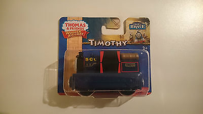 Thomas die kleine Lokomotive ,, Timothy`` Holzlokomotive