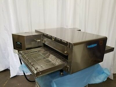 Ventless TURBOCHEF Convection Conveyor Oven model HhC 2020 pizza oven
