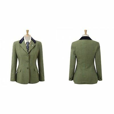 Caldene Girls Silverdale Tweed Competition Jacket (TL1047)