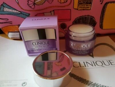 Clinique Take the day off • Cleansing Balm • Make up Entferner • 15ml Neu
