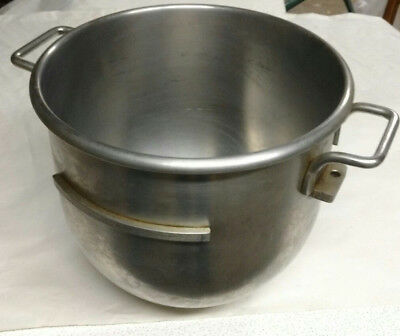 """* HOBART * D-30   30 Qt.  """"Stainless Steel""""  MIXING BOWL  {EXCELLENT CONDITION}"""
