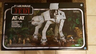 Star Wars The Vintage Collection At-At Mib Return Of The Jedi Hasbro