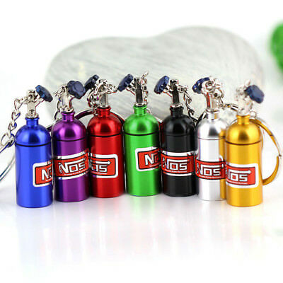 Creative Novelty Metal Car Auto Keyring Keychain Key Chain Ring Keyfob Fashion