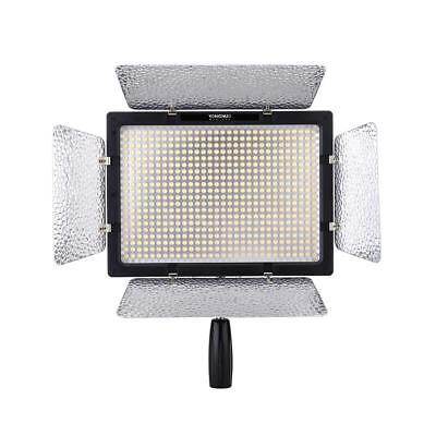 YONGNUO YN-600L LEDs Video Studio Photography Light Lamp Panel for Camera DSLR