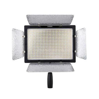 YONGNUO YN-600L LEDs Video Studio Photography Light Lamp Panel for DSLR Camera