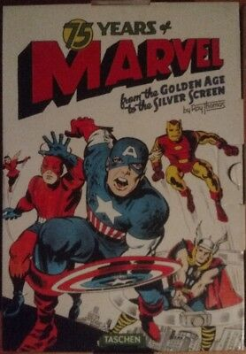 Roy Thomas - 75 Years Marvel - From The Golden Age To The Silver Screen - XL