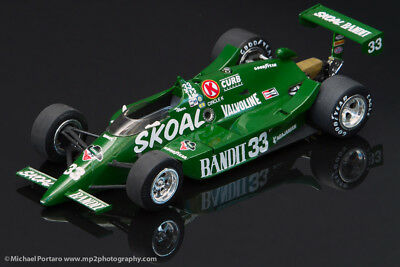 1986 Skoal Bandit March 86C Tom Sneva water transfer decals, many scales avail.