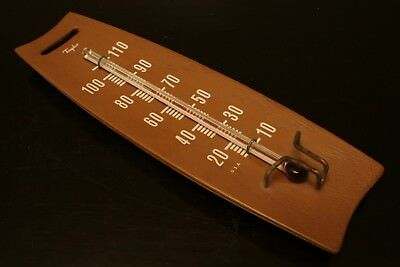 Rare, 1950's - 60's Taylor Wall Hung Thermometer, Made in U.S.A.