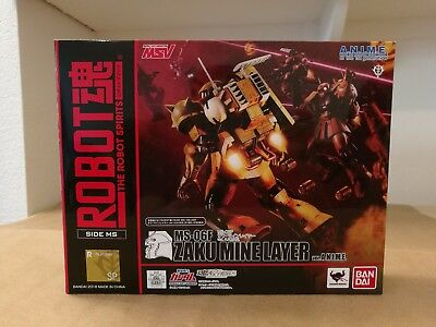Bandai Gundam Robot Spirits SP MS-06F Zaku Mine Layer Ver.A.N.I.M.E. Limited