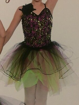 Dance Costume Young Adult Size