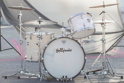 Hollywood Meazzi Vintage drums 1967 in fantastic condition with sound recording