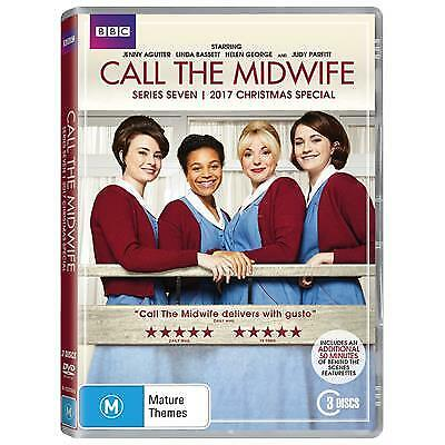 Call The Midwife : Series 7 (2018) (DVD) (Region 4) New Release