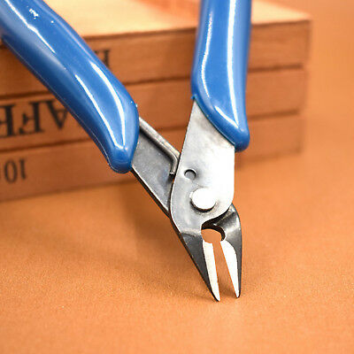 Electrical Tool Durable Wire Cable Cutter Cutting Plier Side Snips Flush Pliers
