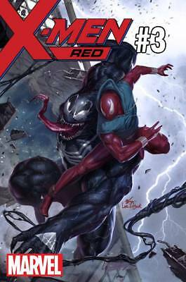 X-MEN RED #3 INHYUK LEE VENOM 30TH VARIANT Marvel Comics Presale 4/10/2018