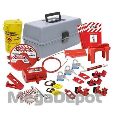 Brady 134032, Maintenance Lockout Kit