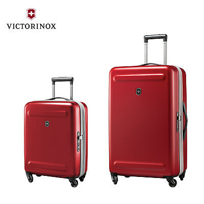 VICTORINOX Etherius 2 piece Travel Set 75cm Spinner Case & 55cm Global Carry-On