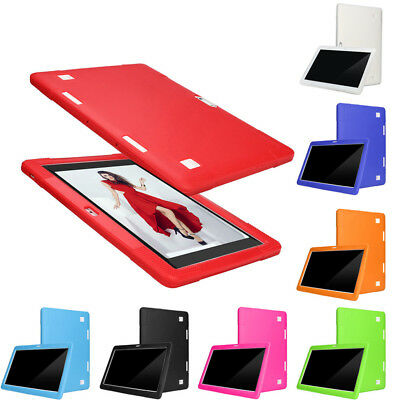 Universal Shockproof Silicone Cover Case For 10 10.1 Inch Android Tablet PC UK